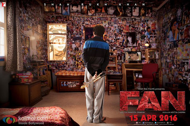 Meet Shah Rukh Khan As 'Gaurav' The Sabse Bada Fan In 'Fan'