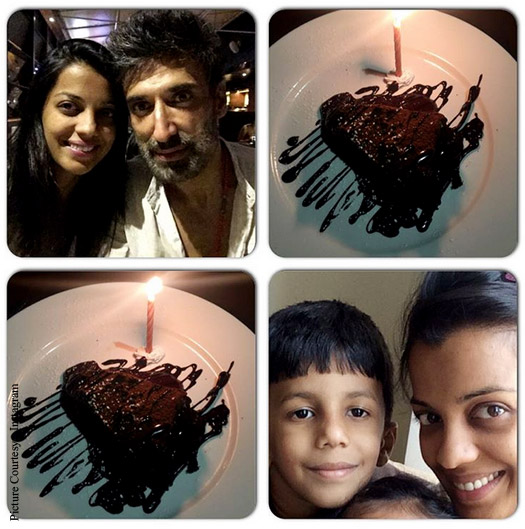 Mugdha Ghodse Excepts Her Relationship With Rahul Dev