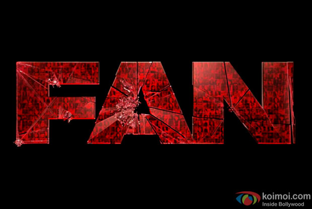 The Official Logo Of Shah Rukh Khan Starrer 'Fan'