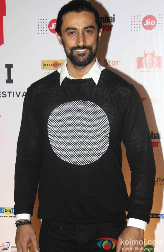 Kunal Kapoor during the closing ceremony of Jio MAMI 17th Mumbai Film Festival