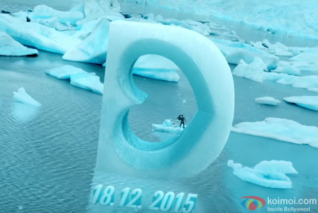 A Stil From Dilwale - D Motion Teaser