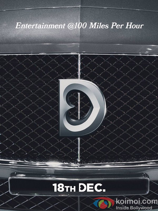 Dilwale Poster - Entertainment @100 Miles Per Hour