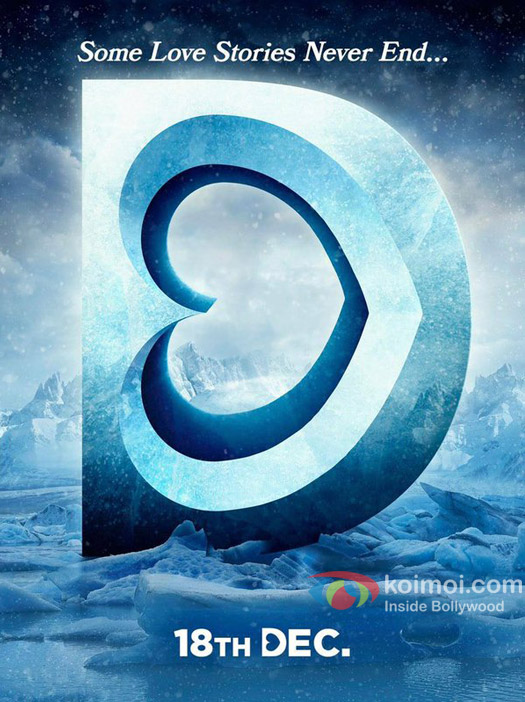 Dilwale Teaser Poster Out : It's 'D For Dilwale'