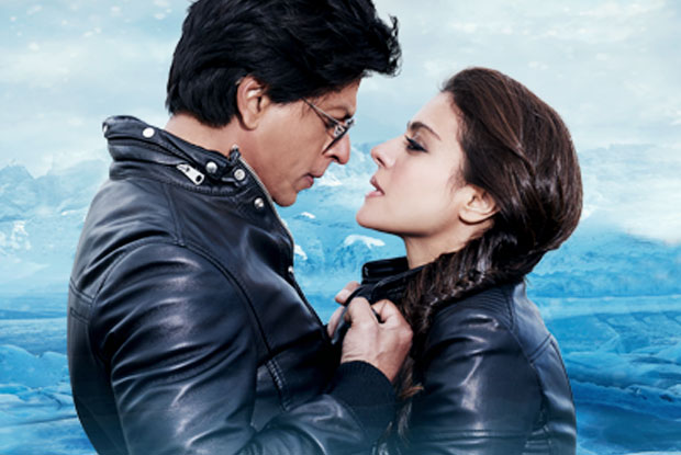 Shah Rukh Khan and Kajol in a still from 'Dilwale'