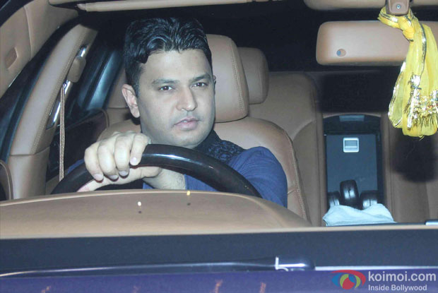 Bhushan Kumar attend Akshay Kumar's Diwali party