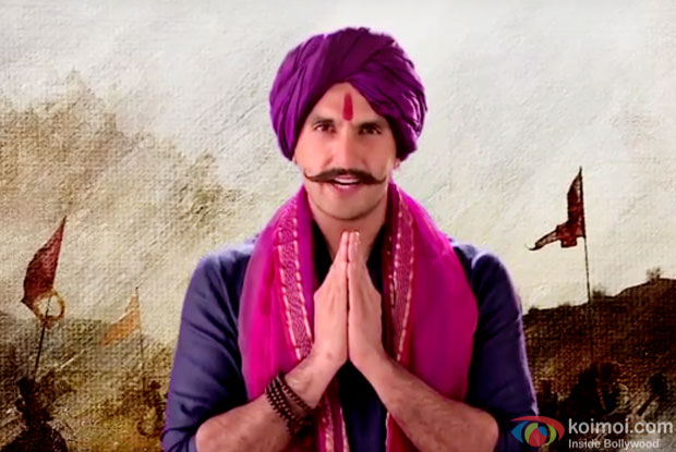 Ranveer Singh wishes fans a Happy Diwali!