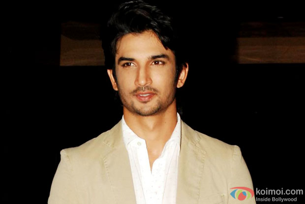 Sushant Singh Rajput Opts Out Of Half Girlfriend