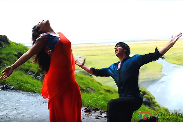 When Kajol Saved Shah Rukh's Life In Iceland!