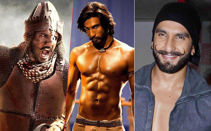 Image result for ranveer in ramleela and bajirao