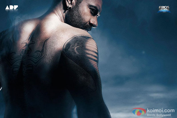 Ajay Devgn's Shivaay Gets Eros & Pen India Backing