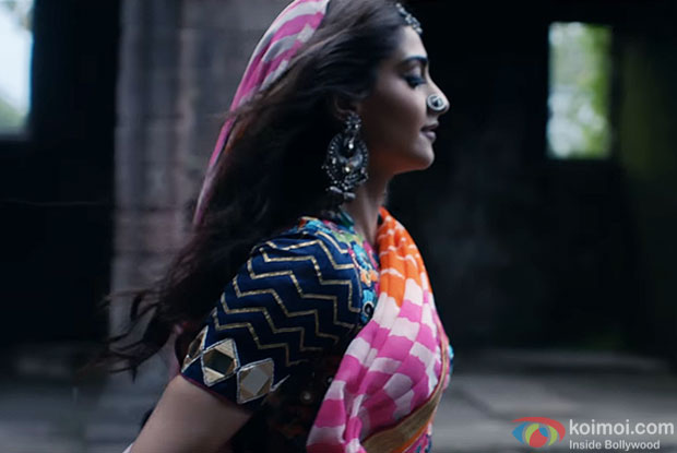 Sonam Kapoor's First Look in Coldplay's New Video