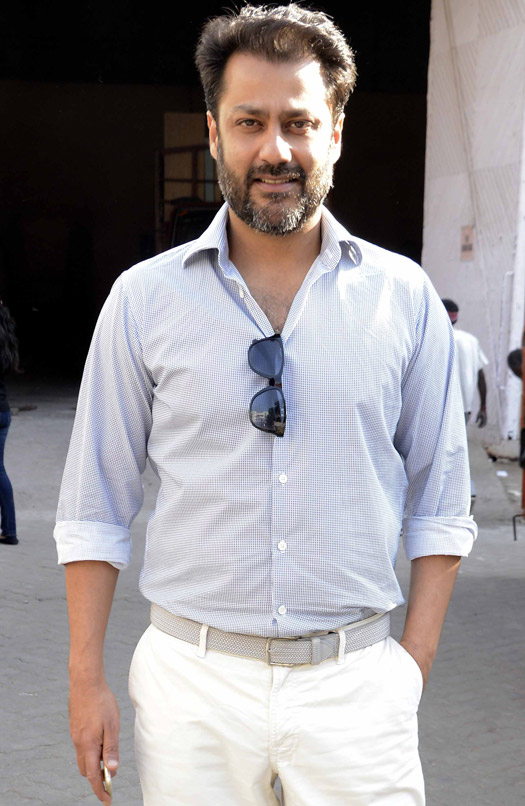 Abhishek kapoor During The Promotion Of Fitoor