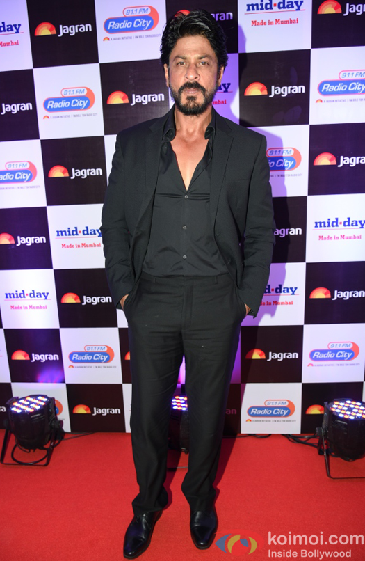 Shah Rukh Khan at party hosted by Jagran publication