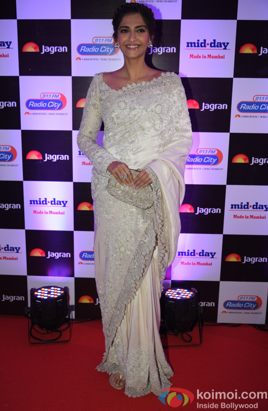 Sonam Kapoor at party hosted by Jagran publication