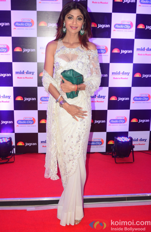 Shilpa Shetty at party hosted by Jagran publication