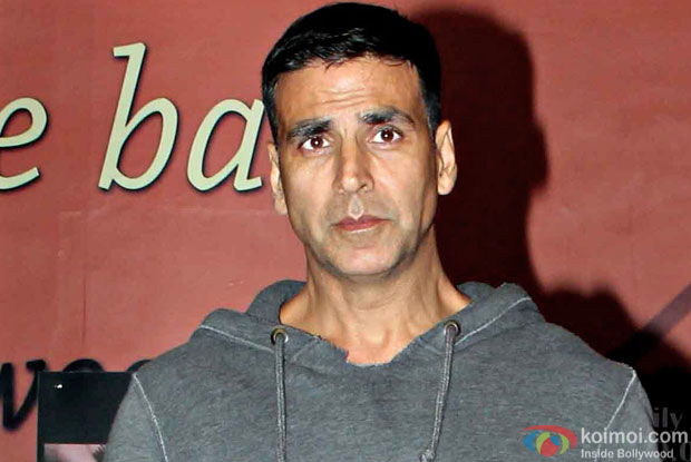 Akshay Kumar all set for '2.o' shoot
