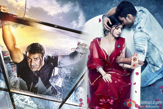 Box Office - Ghayal Once Again stays decent, Sanam Teri Kasam is ordinary