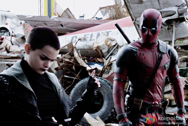 Deadpool: 2nd Weekend Box Office Collection