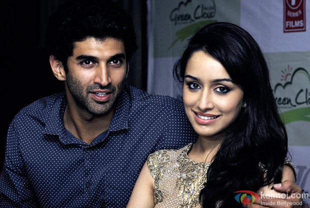 Excited to be back with Shradha Kapoor onscreen: Aditya Roy Kapur