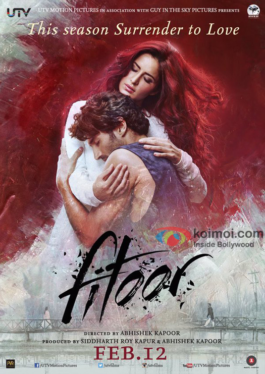 Fitoor new Poster