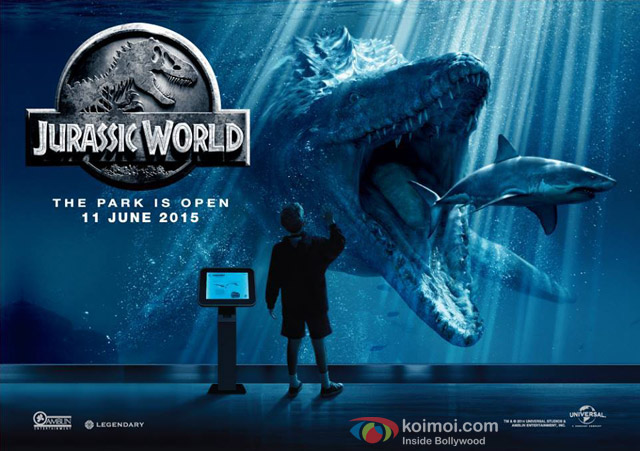 Jurassic World Movie Poster