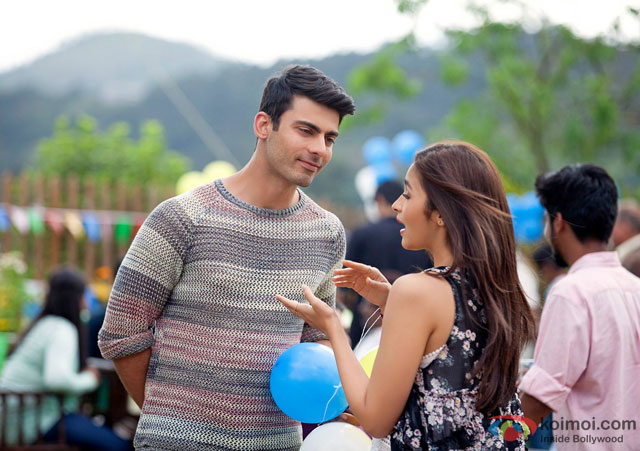 Fawad Khan and Alia Bhatt in 'Kapoor And Sons' Movie Stills