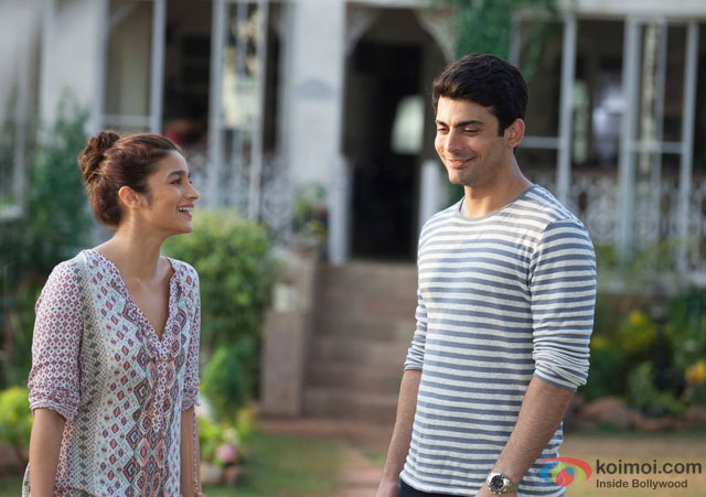 Alia Bhatt and Fawad Khan in 'Kapoor And Sons' Movie Stills