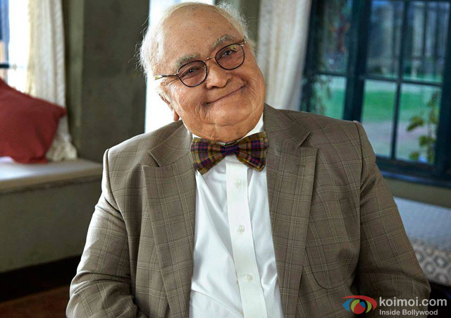 Rishi Kapoor in 'Kapoor And Sons' Movie Stills