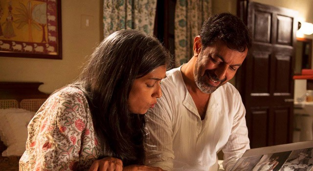 Ratna Pathak Shah and Rajat Kapoor in 'Kapoor And Sons' Movie Stills