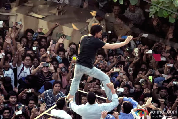 Real life fan moments added in Shah Rukh Khan's 'Fan'
