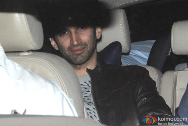 Adiya Roy Kapur during The Screening of film Fitoor