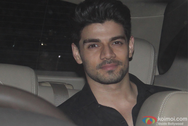 Sooraj Pancholi during The Screening of film Fitoor
