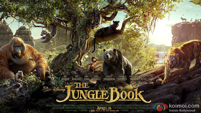 'The Jungle Book' Movie Poster