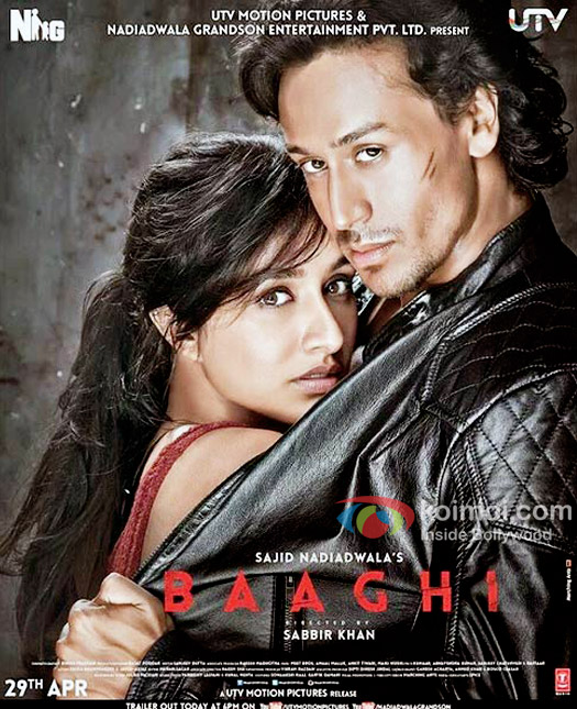 Baaghi (2016) V 2 Desi Scr Rip – XviD – [1CD] – Team IcTv LotterY