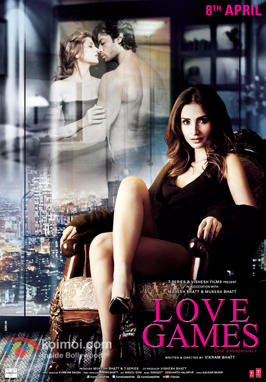 Love Games (2016) – 1CD – DesiSCR-Rip – Hindi – x264 – MP3 – Mafiaking – M2Tv – 709 MB