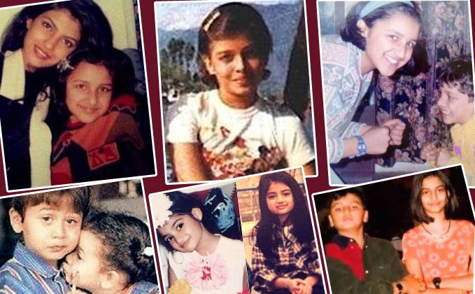 Childhood Pictures Of Bollywood Actors & Actresses | Koimoi