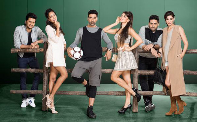Detail Revealed About Akshay Kumar's Grand Song In Housefull 3