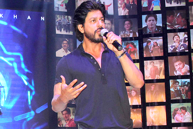'Fan' character different than those in 'Darr', 'Baazigar': Shah Rukh