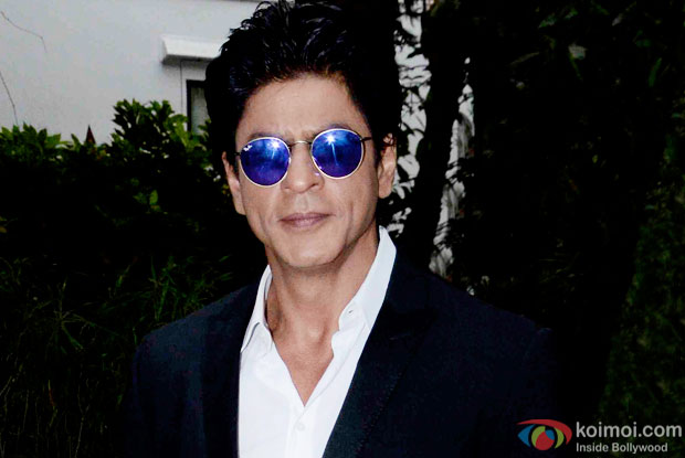 Shah Rukh Khan Wants To Take A Break After A Recent Injury