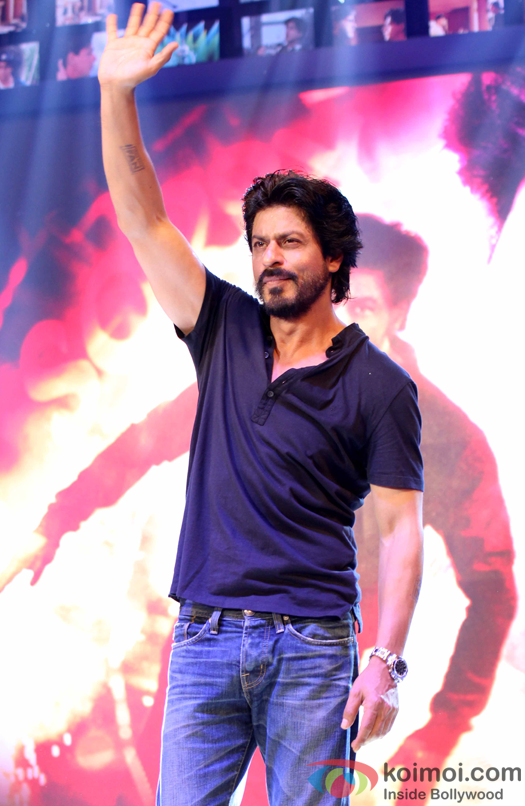 SRK's fans unveils the trailer of 'Fan'