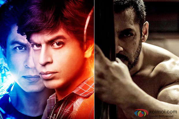 The Teaser Of Salman Khan's Sultan To Be Attached With SRK's Fan