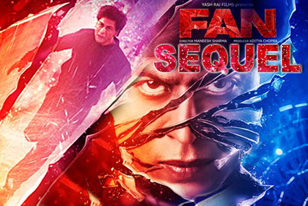 A Sequel For Shah Rukh Khan's Fan On The Cards?