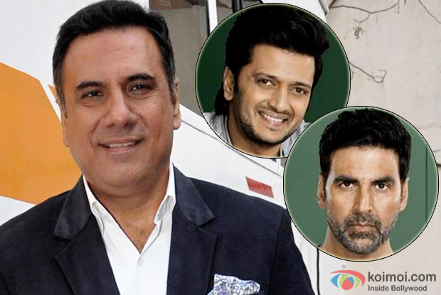 Akshay Kumar & Riteish Deshmukh Has Dynamic Roles In Housefull 3, Says Boman Irani