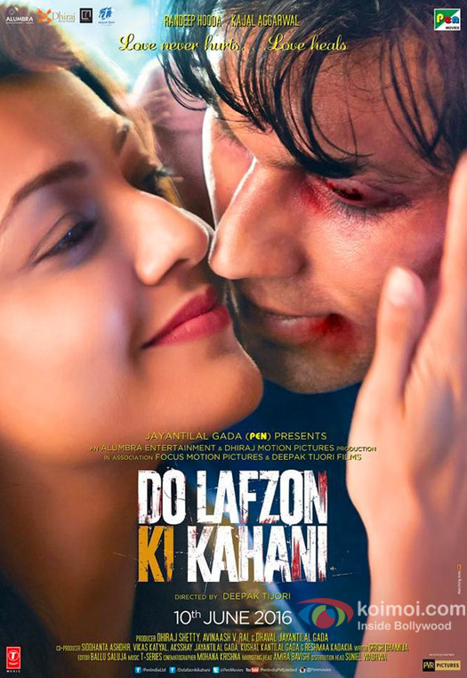 Do Lafzon Ki Kahani (2016) Untouched Desi Pre DvD – NTSC – AC 3 – Team IcTv 8th Anniv 1.3 Gb