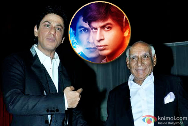 SRK Says The Concept Of Fan Was First Narrated To Him By Yash Chopra
