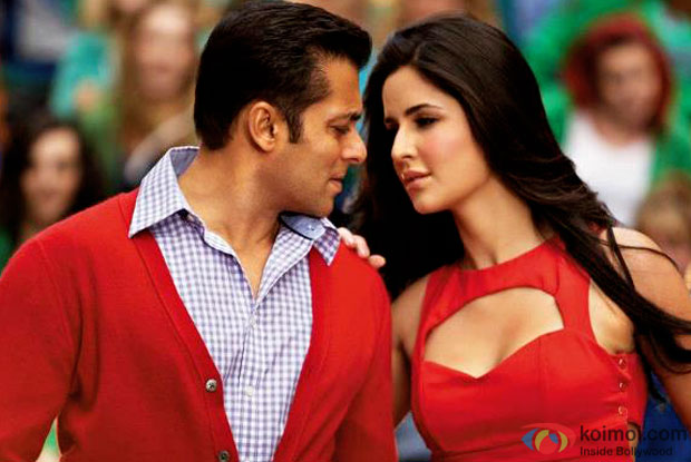 Ex-Lovers Salman Khan & Katrina Kaif Unite Yet Again!