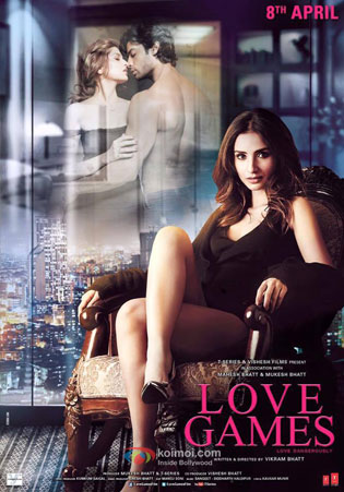 Love Games Movie Poster