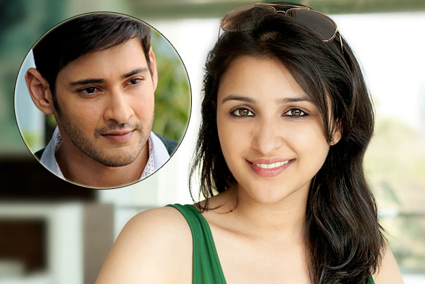 Parineeti Chopra not doing southern film with Mahesh Babu?