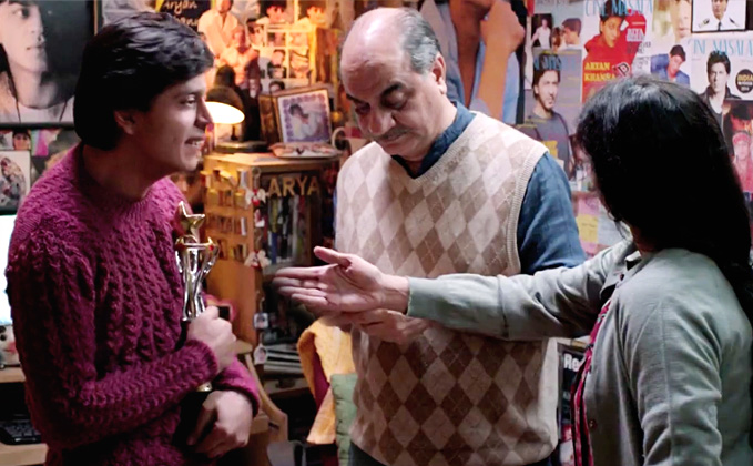 SRK's Fan Grosses Over 170 Crores At The Worldwide Box Office
