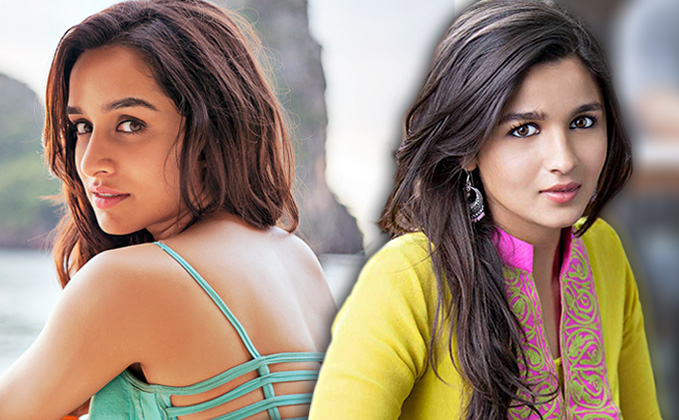 Box Office Battle: Alia VS Shraddha's Films' Opening Weekend